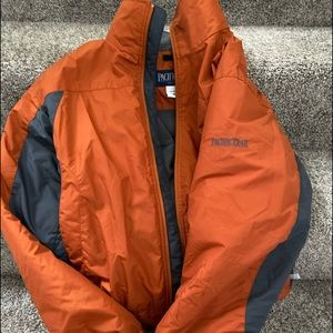 Pacific trail jacket.